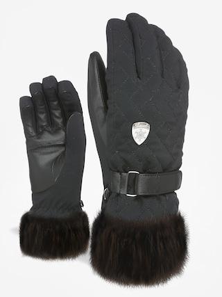 Rukavice Level Chanelle Wmn (black)
