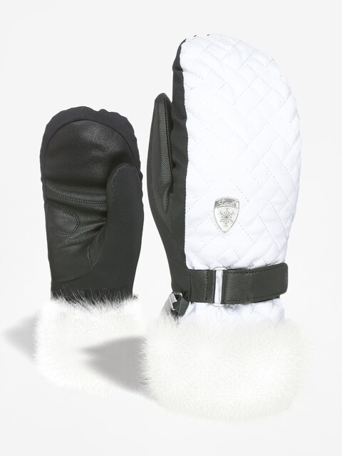 Rukavice Level Chanelle Mitt Wmn (white)