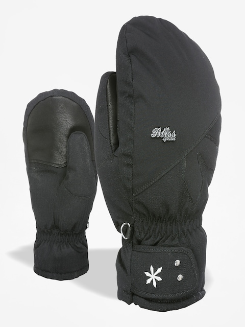 Rukavice Level Bliss Sunshine Mitt Wmn (black)