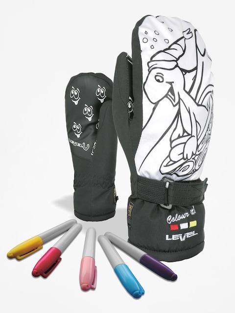 Rukavice Level Pop Art Jr Mitt