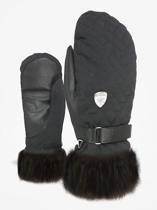 Rukavice Level Chanelle Mitt Wmn (black)