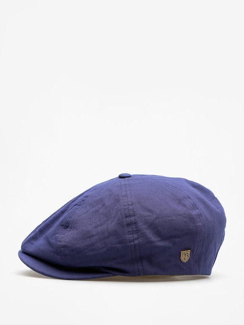 Klobouk s kšiltem Brixton Brood Snap ZD (midnight navy)
