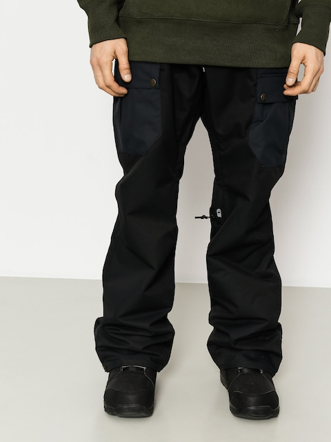 Snowboardové kalhoty  Airblaster Freedom Cargo Pant (black)