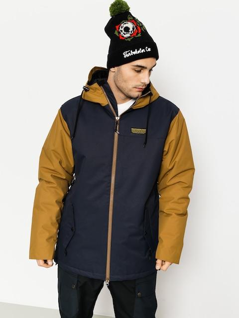 Snowboardová bunda Airblaster Toaster Jacket (midnight camel)