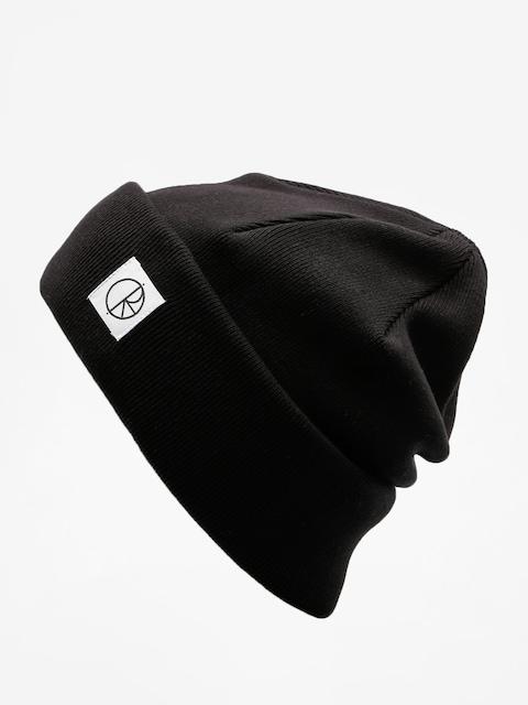 Čepice Polar Skate Double Fold Beanie (black)
