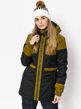 Snowboardová bunda Volcom Comox Ins Wmn (mos)