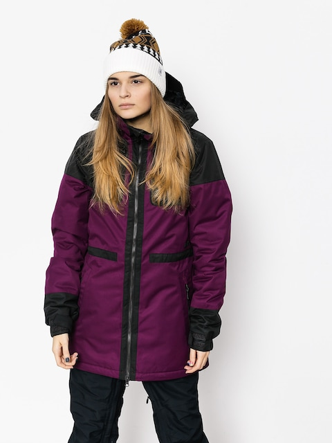 Snowboardová bunda Volcom Comox Ins Wmn (orc)