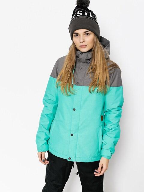 Snowboardová bunda Volcom Bolt Ins Wmn (tgn)