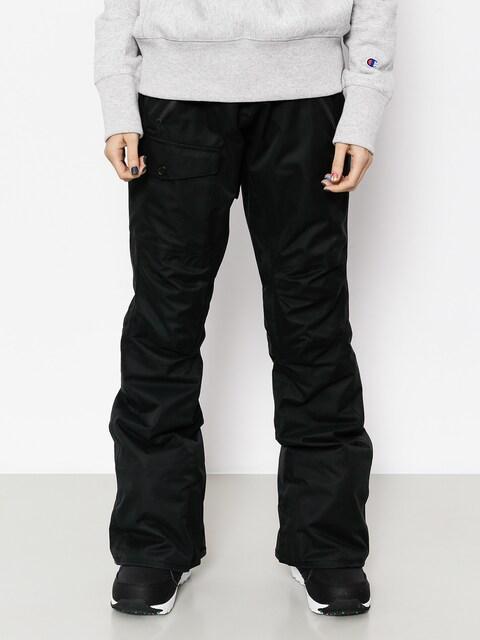 Snowboardové kalhoty  Volcom Selwyn Ins Wmn (blk)