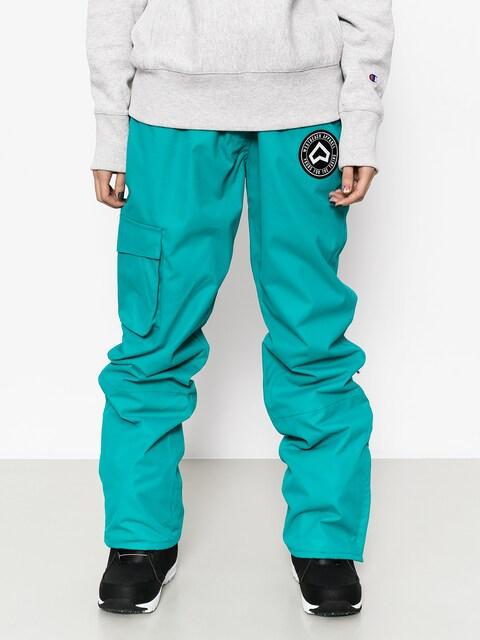 Snowboardové kalhoty  Westbeach Devotion Pant Wmn (dark teal)