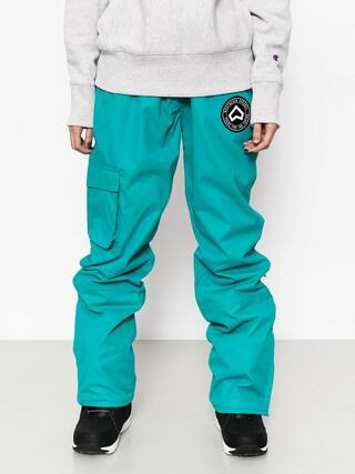 Snowboardovu00e9 kalhoty  Westbeach Devotion Pant Wmn (dark teal)