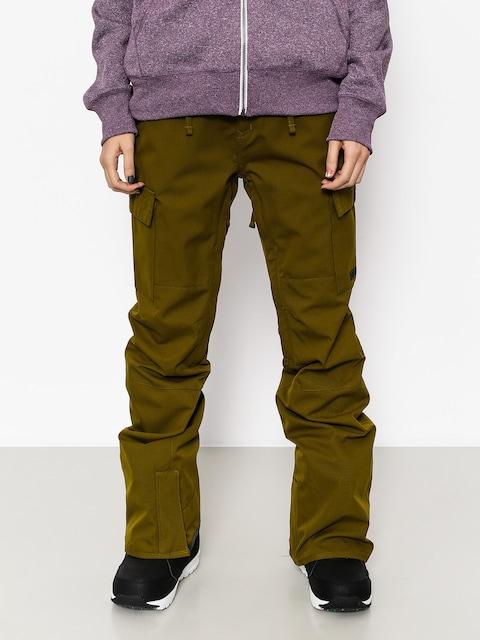 Snowboardové kalhoty  Volcom Robson Wmn (mos)