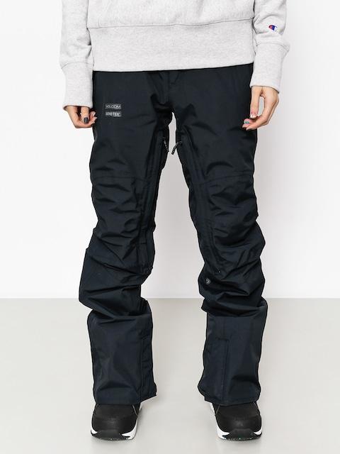 Snowboardové kalhoty  Volcom Knox Ins Gore Wmn (blk)
