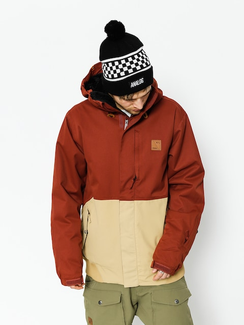 Snowboardová bunda ThirtyTwo Ryder (oxblood)