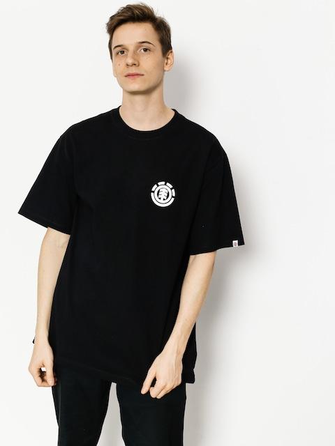 Tričko Element S Tee (idaho black)
