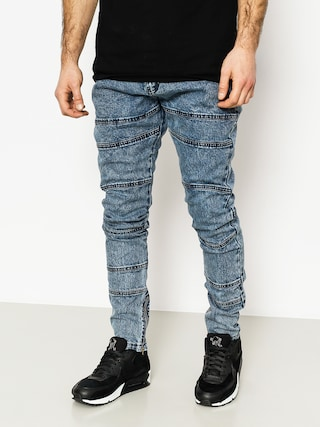 Kalhoty Backyard Cartel Crust Anti Fit (stone wash)