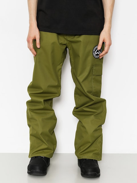 Snowboardové kalhoty  Westbeach Upstart Pant (combat green)