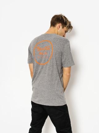 Triu010dko Brixton Wheeler II Prem (heather grey/orange)