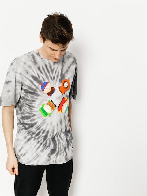 Tričko HUF Sp Trippy Tie Dye