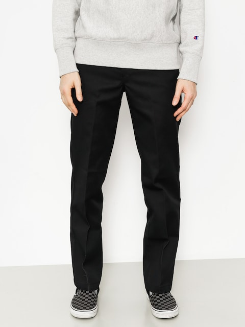 Kalhoty Dickies WP873 Slim Straight Work Pant (black)