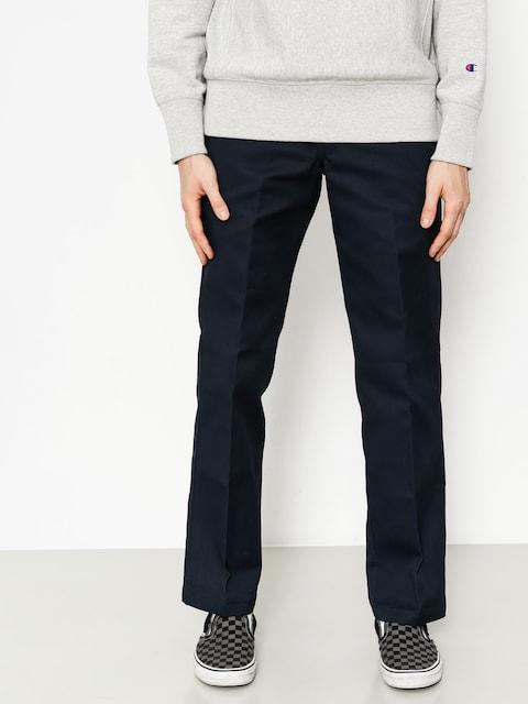 Kalhoty Dickies WP873 Slim Straight Work Pant (dark navy)