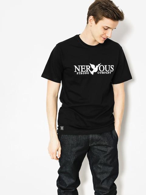 Tričko Nervous Classic (black)
