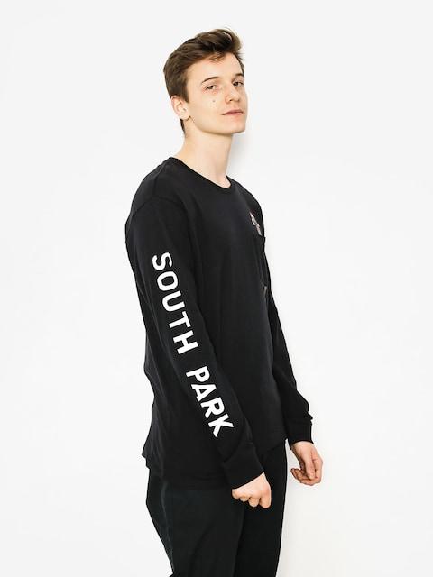 Triko HUF Sp Mr Hanky Pocket (black)
