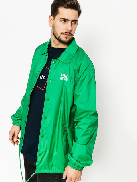 Bunda HUF Hufs Pizza (green)