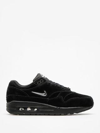 Boty Nike Air Max 1 Premium Sc Wmn (black/metallic silver wolf grey)