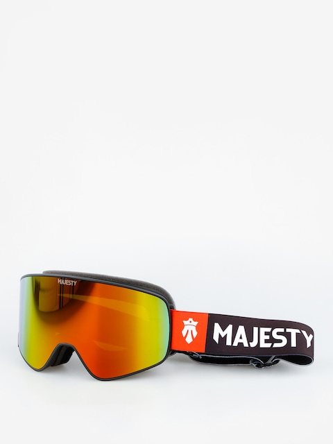 Brýle na snowboard Majesty The Force (black/fire opal lens citrine spare lens)