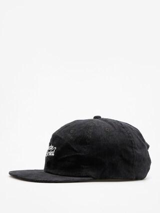 Kšiltovka  Skate Mental Script Logo ZD (black)