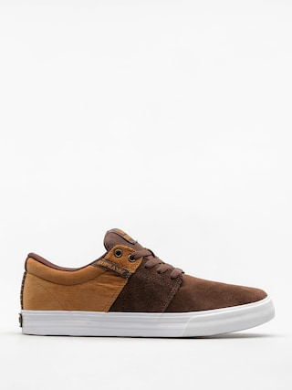 Boty Supra Stacks Vulc II (demitasse/tan)