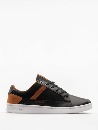 Boty Supra Westlake (black/brown/white)