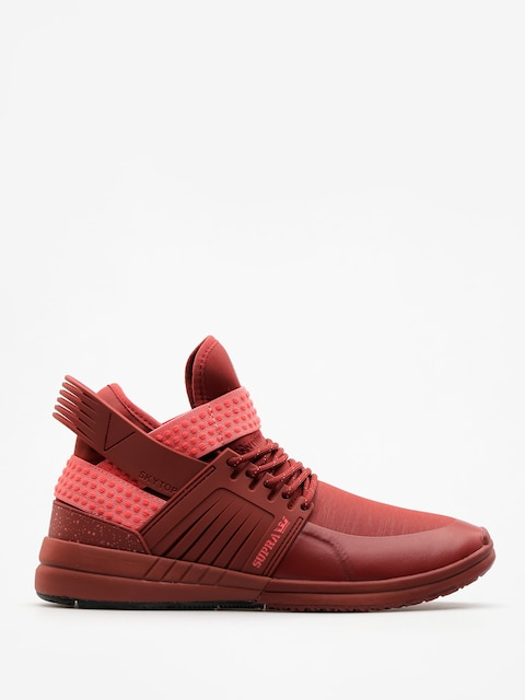 Boty Supra Skytop V (brick red/brick red)