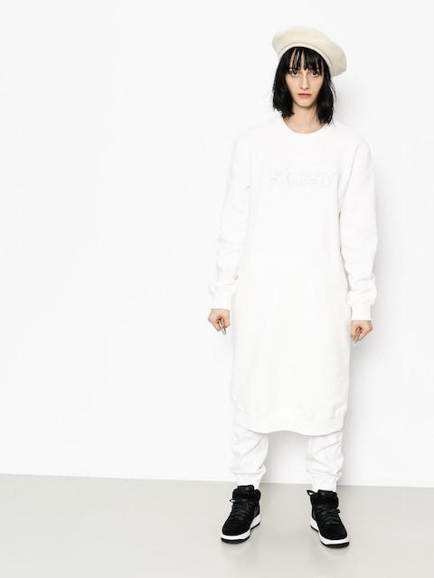 Šaty  Stussy Archers Fleece Wmn (off white)