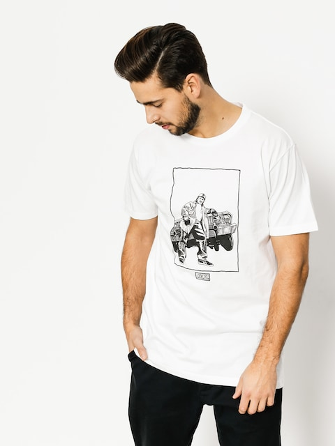 Tričko Koka Eazy (white)