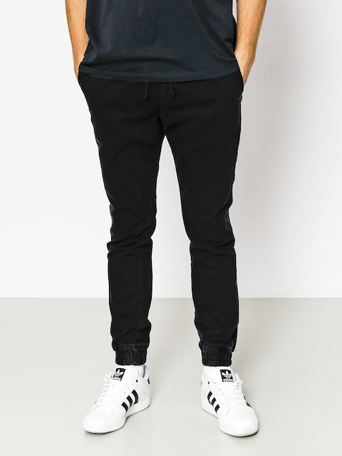 Kalhoty Diamante Wear Rm Jogger Jeans (black)