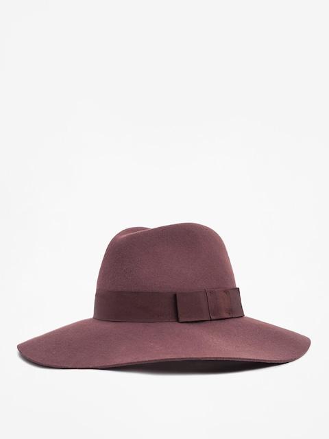 Klobouk Brixton Piper Hat Wmn (maroon)