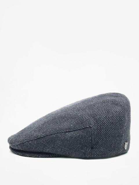 Klobouk s kšiltem Brixton Hooligan Snap ZD (grey/black)