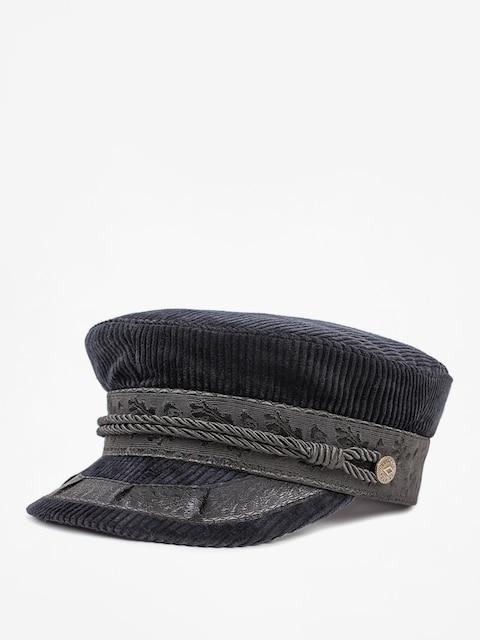 Klobouk s kšiltem Brixton Bosmanka Albany Wmn (black)