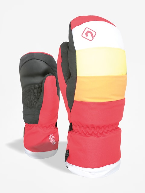 Rukavice Level Rainbow Down Jr Mitt