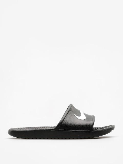 Plážovky Nike Kawa Shower (black/white)