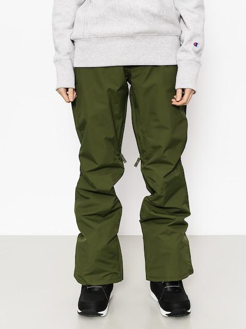 Snowboardové kalhoty  Burton Society Wmn (rifle green)