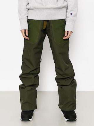 Snowboardovu00e9 kalhoty  Burton Veazie Wmn (frstnt/rflgrn)
