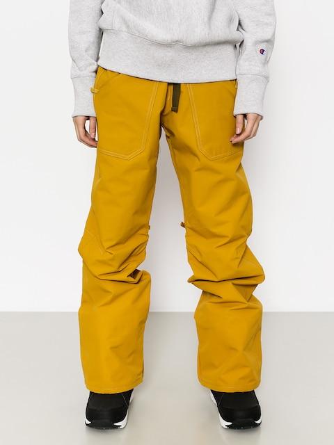 Snowboardové kalhoty  Burton Veazie Wmn (harvest gold)