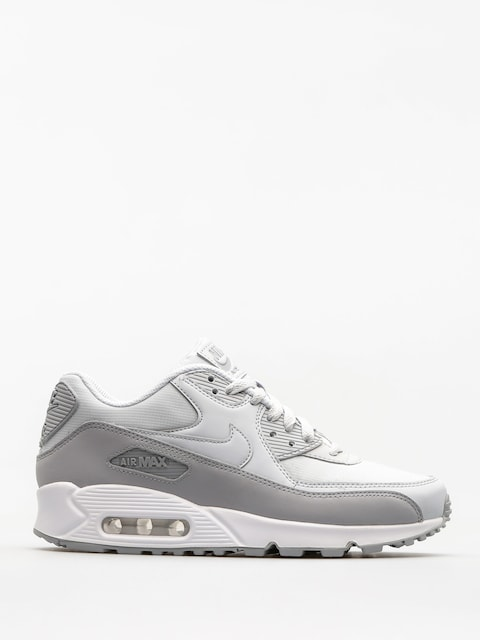 Boty Nike Air Max 90 Essential (wolf grey/pure platinum white)