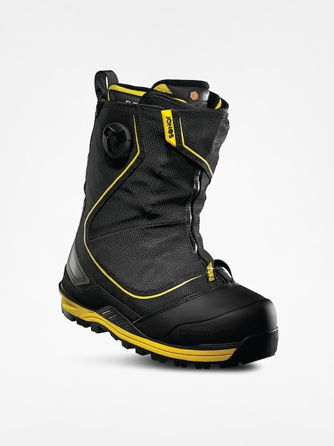 Boty na snowboard ThirtyTwo Jones Mtb (black/yellow)