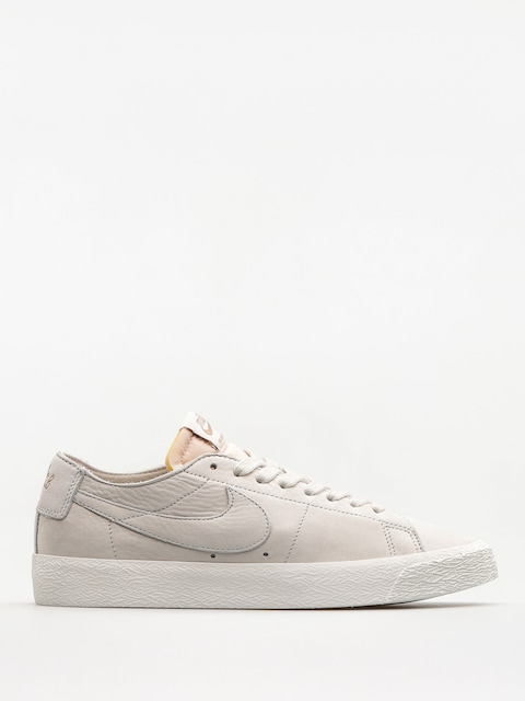 Boty Nike SB Zoom Blazer Low Deconstruct (light bone/light bone khaki)