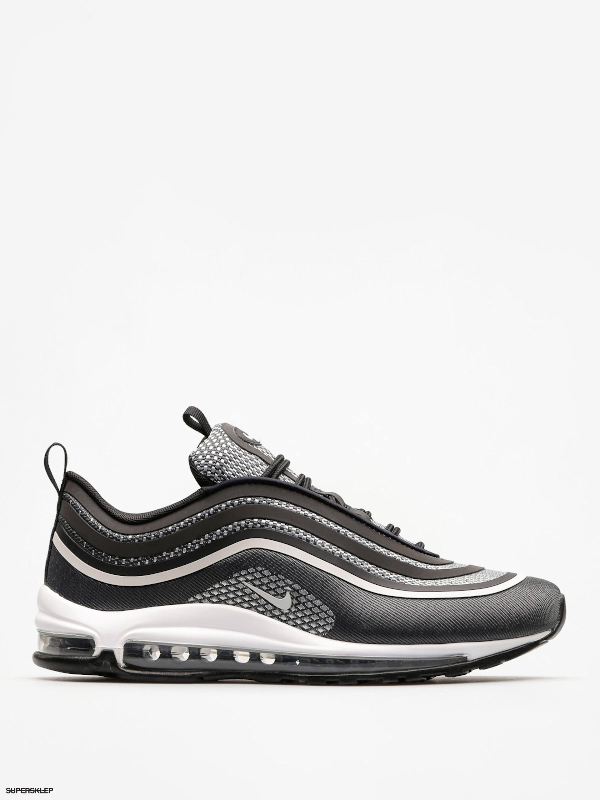 Boty Nike Air Max 97 Ultra (black/pure platinum anthracite white)