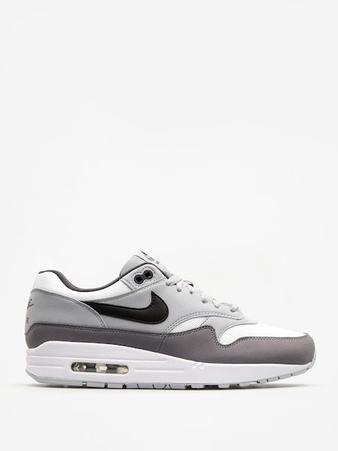 Boty Nike Air Max 1 (white/black wolf grey gunsmoke)